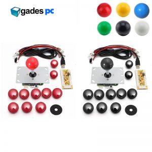 joystick arcade kit buttons